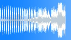 Glitch static noise stinger 14 Sound Effect