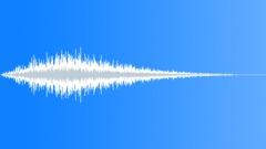 Metallic shimmer reveb tail 02 Sound Effect