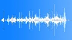 rock debris scrape away 07 - sound effect