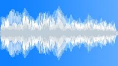 oscillator saw fall 02 - sound effect