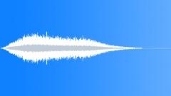 metallic crash reverb tail 04 - sound effect