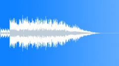 Glitch static noise stinger 19 Sound Effect