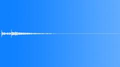 footstep single, reverb b fast 02 v01 - sound effect