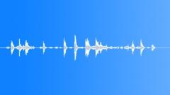 Ceramic rattle light 03 Sound Effect