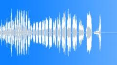 Glitch static noise stinger 16 Sound Effect