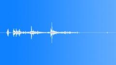 leaves single drop 02 - sound effect