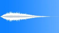 metallic crash reverb tail 02 - sound effect