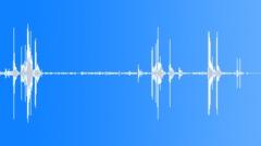 flesh chunks drop splatter multiple 01 - sound effect