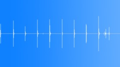 chisel hammer sandstone 05 - sound effect