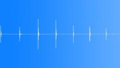 chisel hammer sandstone 02 - sound effect