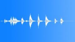 ceramic rattle light 02 - sound effect