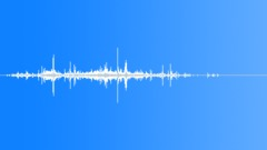 rock debris scrape away 03 - sound effect