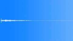 footstep single, reverb b fast 01 v04 - sound effect