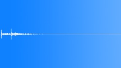 footstep single, reverb a fast 02 v01 - sound effect