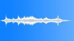 Door receptacle donation bin hinge squeal 02 Sound Effect