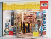 Stock Photo of lego shop at the mall metropolis