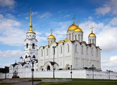 Assumption cathedral - stock photo