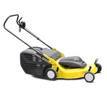 lawn-mower - stock photo