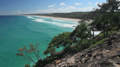 Australian Beach Landscapes Stock Footage
