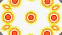 Fractal Illustration Pulsar Stock Footage