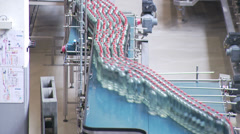 Product manufacture video time lapse. Stock Footage