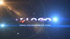 Planet Logo - stock after effects