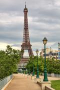 Eiffel tower. paris, france. Stock Photos