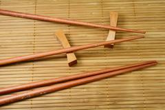 Chinese chopsticks Stock Photos