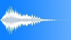 Werewolf electro emerging - sound effect