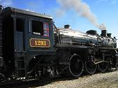 Stock Photo of Steam Train
