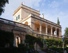 San Anton Palace Stock Photos