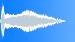 Male falling scream dry Sound Effect