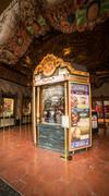 El Capitan Theater Ticket Booth  Stock Photos