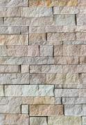 granite wall tile texture background - stock photo