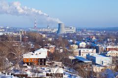 View of Vladimir - stock photo
