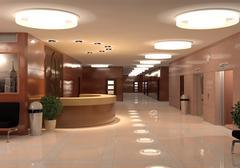 Modern Office Floor Kuvituskuvat