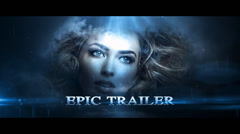 Cinematic Movie Trailer Stock After Effects