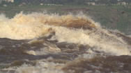 Stock Video Footage of Slow Motion Congo River, Africa
