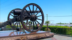 Canon New Orleans Riverwalk Stock Footage