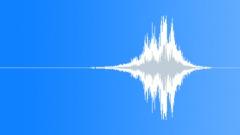 Terror 2 - sound effect