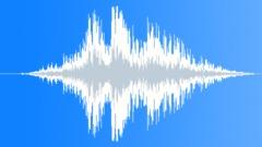 Terror - sound effect