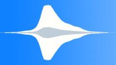 High speed UFO flyby Sound Effect