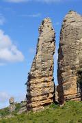 Stock Photo of rock spire