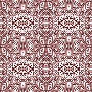 abstract ornament background - stock illustration
