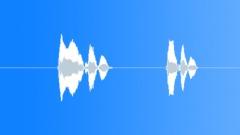 Darn Tootin Female Voice - sound effect