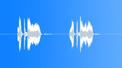 Look before you leap Female Voice Sound Effect