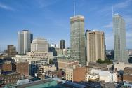 Stock Photo of Montreal, Quebec, Canada