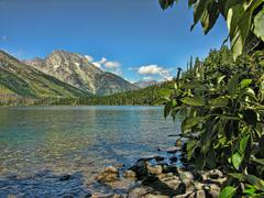 Stock Photo of Grand Teton National Park, Wyoming