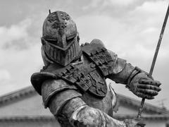 Warrior Armour, Verona, Italy, 2004 Stock Photos