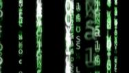 Matrix project Stock After Effects